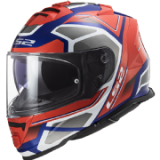 LS2 FF800 Storm Faster Red/Blue